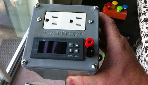 Sous-Vide Temperature Controller