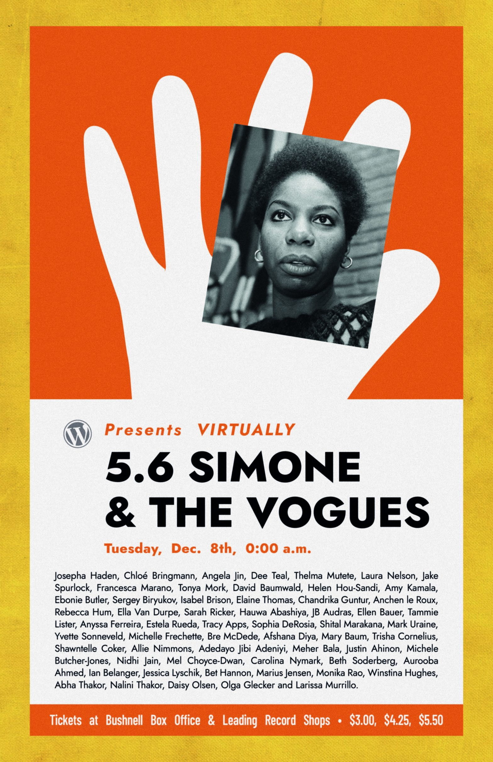 5.6 Simone & The Vogues